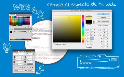 Modificaciones web